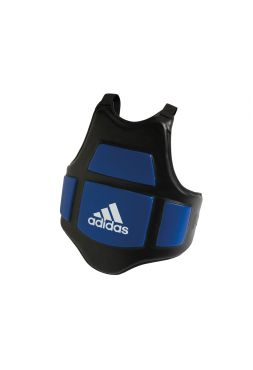 Защита корпуса Adidas Body Shield No Tear черно-синяя