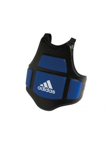 Защита корпуса Adidas Body Shield No Tear черно-синяя