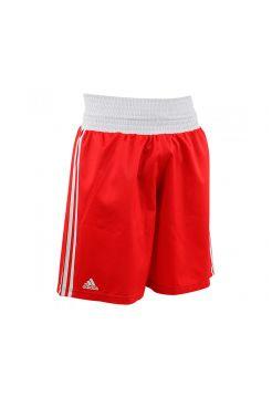 Боксерские шорты Adidas Micro Diamond красные