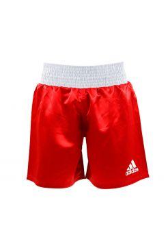 Шорты для бокса Adidas Multi красные