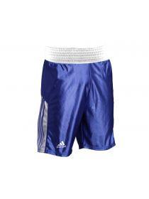 Боксерские шорты Adidas Amateur синие