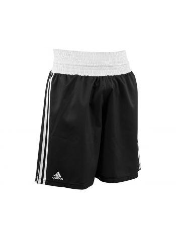 Шорты для бокса Adidas Micro Diamond черные