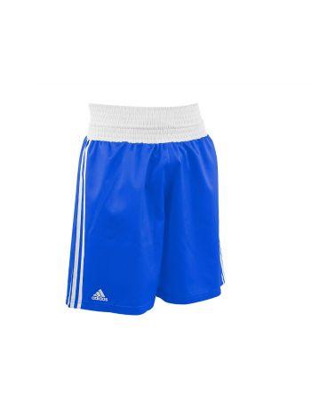 Боксерские шорты Adidas Micro Diamond синие