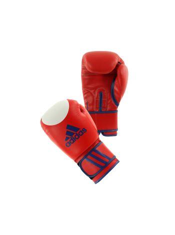 Боксерские перчатки Adidas Kspeed200 WAKO красные