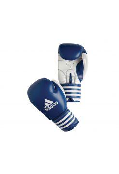 Боксерские перчатки Adidas Ultima Competition сине-белые