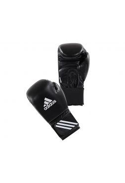 Боксерские перчатки Adidas Speed 50 черные