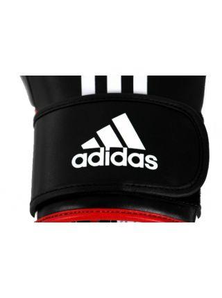 Боксерские перчатки Adidas Energy 100 черно-белые