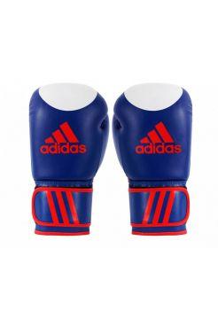 Боксерские перчатки Adidas Kspeed200 WAKO синие