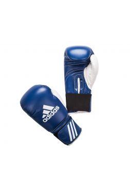 Боксерские перчатки Adidas Performer сине-белые