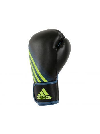 Боксерские перчатки Adidas Speed 100 черно-синие