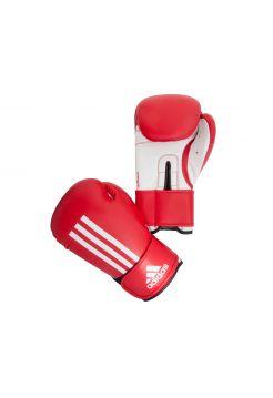 Боксерские перчатки Adidas Energy 100 красно-белые