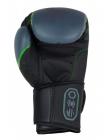 Боксерские перчатки BAD BOY PRO SERIES 3.0 черно-зеленые