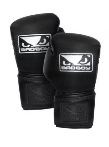 Боксерские перчатки BAD BOY PRO SERIES 2.0 черные