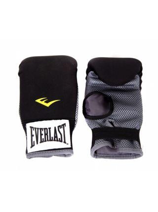 Снарядные перчатки EVERLAST NEOPRENE SM черные