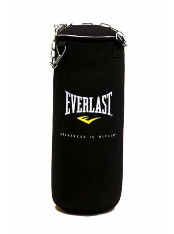 Мешок боксерский Everlast Canvas 85 см черный