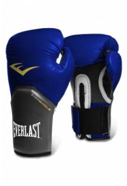 Перчатки для бокса Everlast PRO STYLE ELITE синие