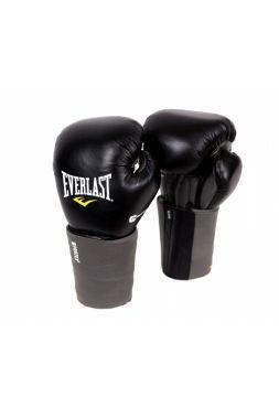 Снарядные боксерские перчатки EVERLAST PROTEX3 черные