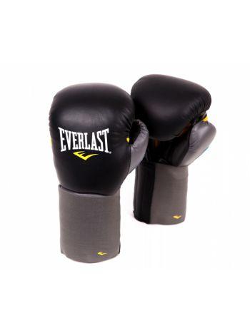 Перчатки снарядные EVERLAST GEL PROTEX3 черные