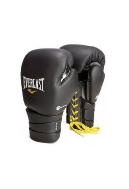 Боксерские перчатки EVERLAST PROTEX3 черные