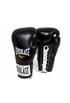 Боксерские перчатки Everlast 1910 FIGHT черные