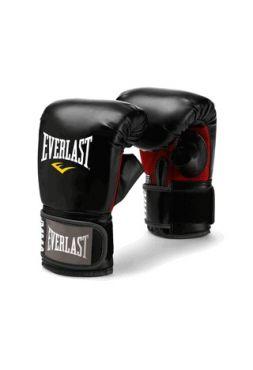 Снарядные перчатки Everlast MARTIAL ART черные