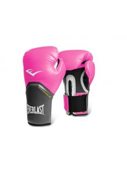 Боксерские перчатки Everlast PRO STYLE ELITE розовые