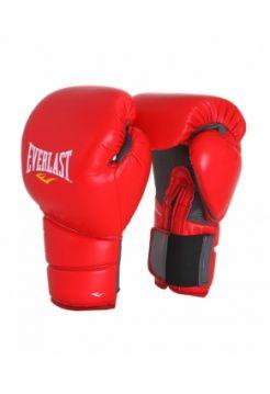 Боксерские перчатки Everlast PROTEX2 красные