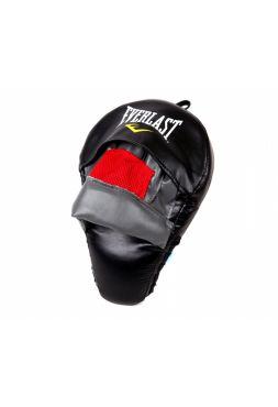 Лапа для бокса Everlast MMA MANTIS MITT черная