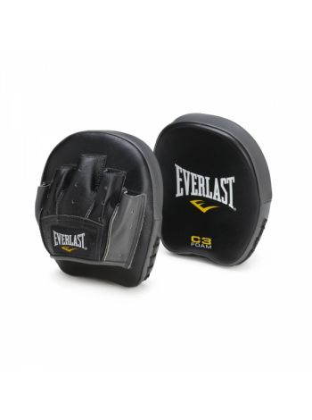 Лапы для бокса Everlast PRECISION черные
