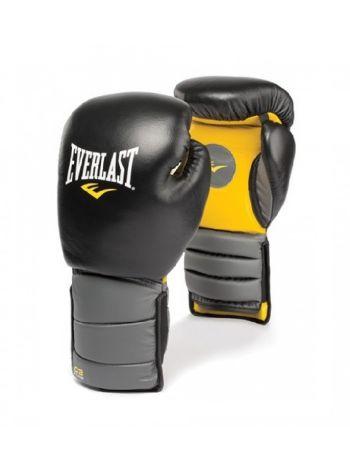 Перчатки-лапы Everlast CATCH & RELEASE черно-желтые