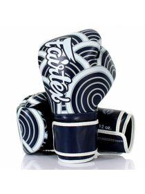 Перчатки для бокса FAIRTEX BGV14 синие