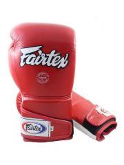 Перчатки для бокса FAIRTEX BGV6 красные