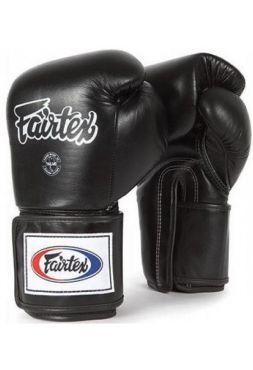 Боксерские перчатки FAIRTEX BGV9 черные