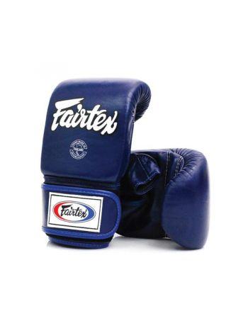 Снарядные перчатки FAIRTEX TGO3 синие