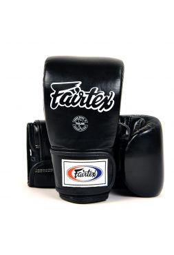 Снарядные перчатки FAIRTEX TGT7 черные