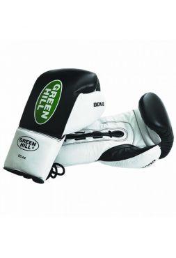 Боксерские перчатки Green Hill BOXING GLOVES DOVE черные