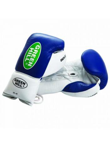 Боксерские перчатки Green Hill BOXING GLOVES DOVE синие