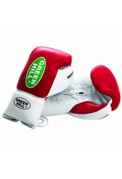 Боксерские перчатки Green Hill BOXING GLOVES DOVE красные