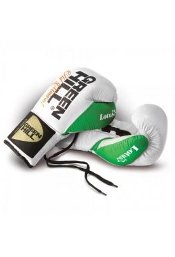 Боксерские перчатки GREENHILL BOXING GLOVE LOTUS белые