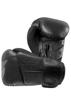 Боксерские перчатки Hayabusa Tokushu Regenesis черные