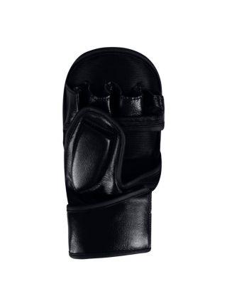 Боксерские перчатки Hayabusa Ikusa Charged 7oz Hybrid черные