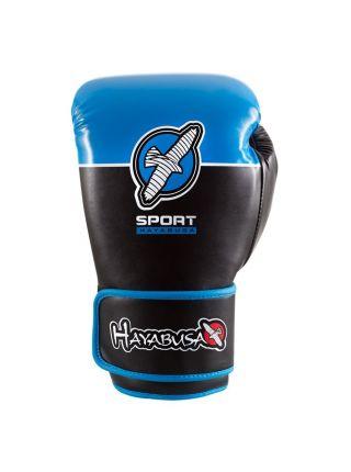 Боксерские перчатки Hayabusa Sport Training синие