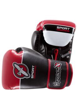 Боксерские перчатки Hayabusa Sport Training красные