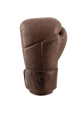 Боксерские перчатки Hayabusa Kanpeki Elite Series 3.0 коричневые
