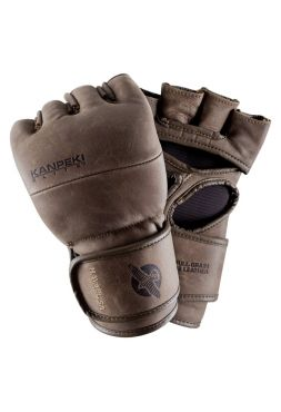 Перчатки MMA Hayabusa Kanpeki Elite 3 4oz коричневые
