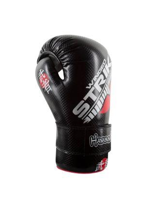 Снарядные перчатки Hayabusa Winged Strike Competition черные