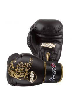 Боксерские перчатки Hayabusa Premium Muay Thai 10oz черные