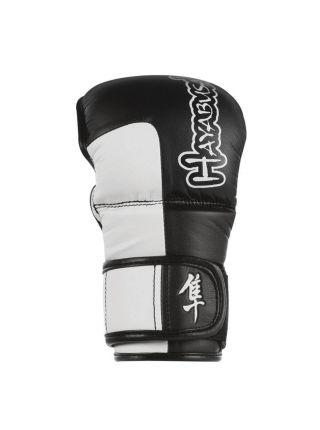 Перчатки Hayabusa Tokushu 7oz Hybrid черные