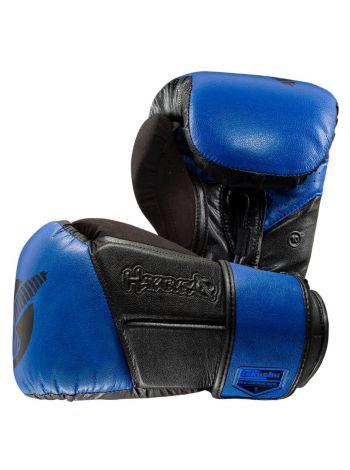 Перчатки боксерские Hayabusa Tokushu Regenesis черно-синие