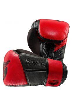Боксерские перчатки Hayabusa Tokushu Regenesis черно-красные
